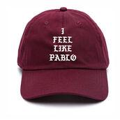hat,pablo cap,i feel like pablo,pablo,kanye west,cap,cape,baseball cap,mens cap,yeezy,yeezus,yeezy season,yeezy season 2,adidas yeezy boost,yeezus tour t-shirt,yeezus tour bomber,yeezus tour bomber jacket