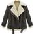 ROMWE | ROMWE Lapel Self-belted Long Sleeved Grey Coat, The Latest Street Fashion