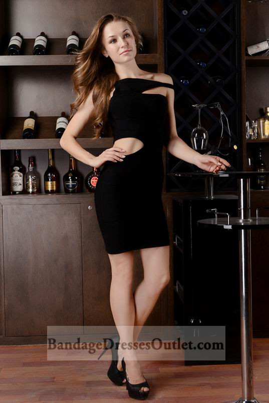 Fashion Black Cutout Sexy Bandage Dress Sale 2014 [Black Cutout Sexy] - $168.00 : Cheap Bandage Dresses Online, Wholesale Price Bandage Dresses Outlet