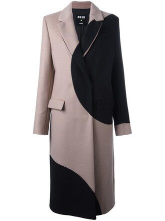 coat women wool purple pink