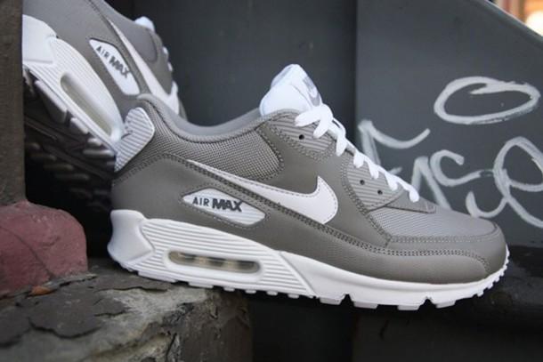 shoes graue nike air max 90