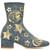Chiara Ferragni sequin stars boots, Women's, Size: 35, Blue, Cotton/Leather/Sequin