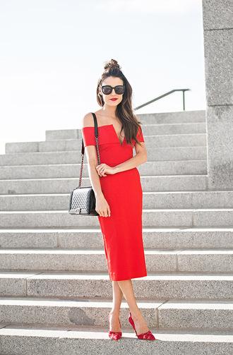 hello fashion blogger dress shoes bag sunglasses make-up sweater socks
