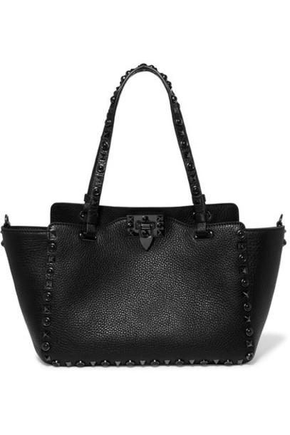 Valentino bag leather black
