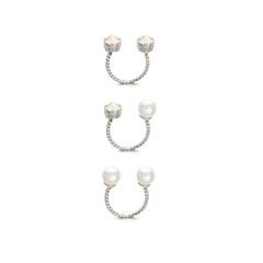Pearl ring set