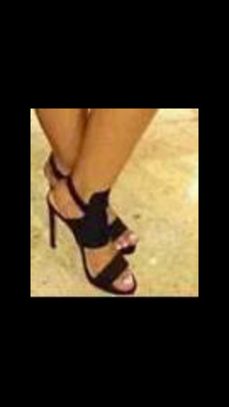 open toes high heels strappy sandals black strappy heels black heels open toes heels