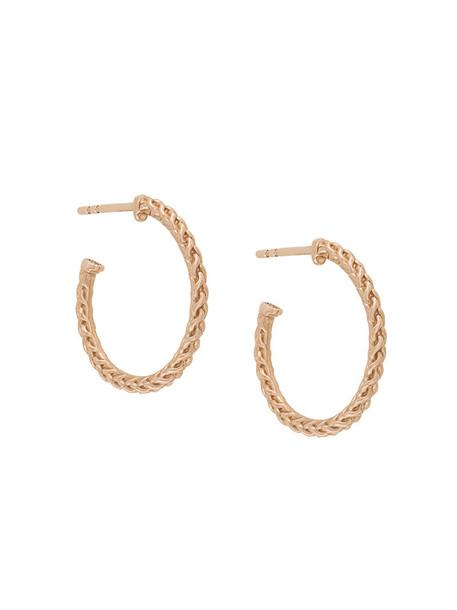 women earrings hoop earrings gold yellow orange jewels