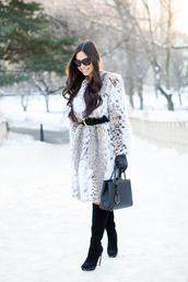 with love from kat,coat,dress,belt,shoes,jewels,bag
