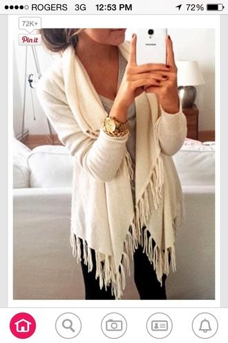 cardigan white style fashion cute sweater shirt