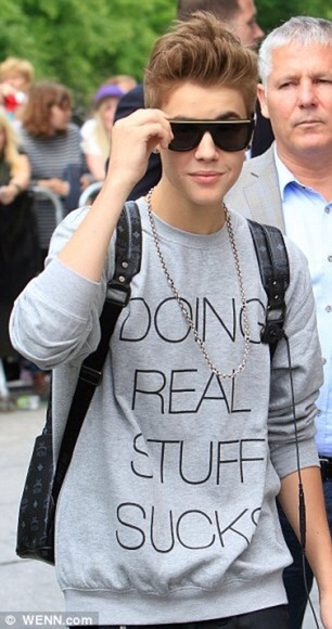 sweater grey sweater justin bieber
