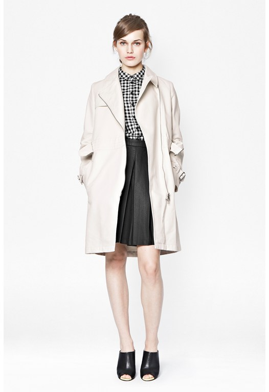 Women's Jackets And Coats - Leather Jackets & Long Coats - French Connection