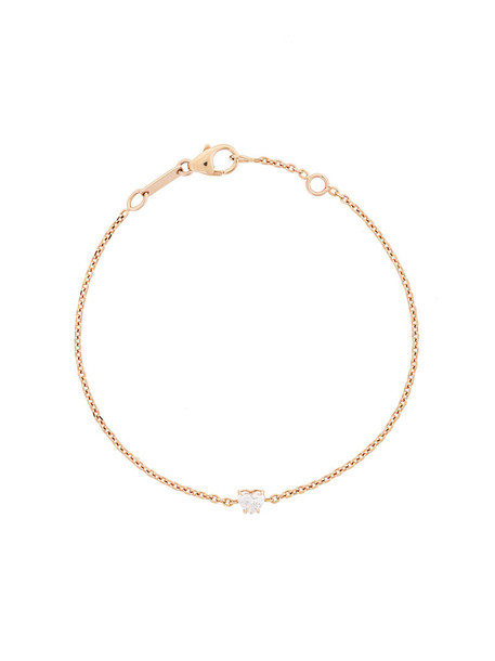 Anita Ko heart rose gold rose women gold white jewels