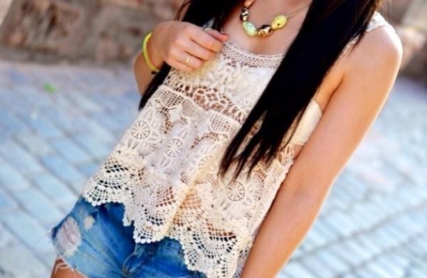 blouse l.a. style