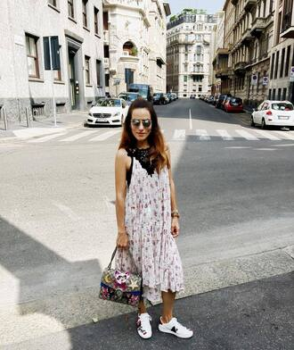 shoes gucci ace sneakers gucci gucci shoes sneakers white sneakers low top sneakers embroidered floral sneakers dress midi dress floral dress white dress bag dionysus gucci bag sunglasses