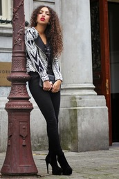 from hats to heels,blogger,jacket,t-shirt,jeans,bag,fall outfits,shoes