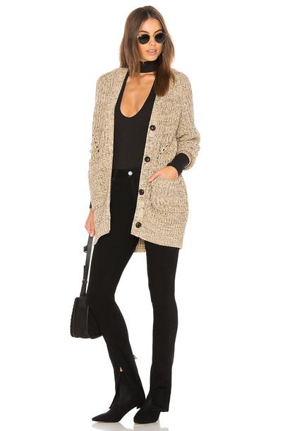 cardigan cardigan brown sweater