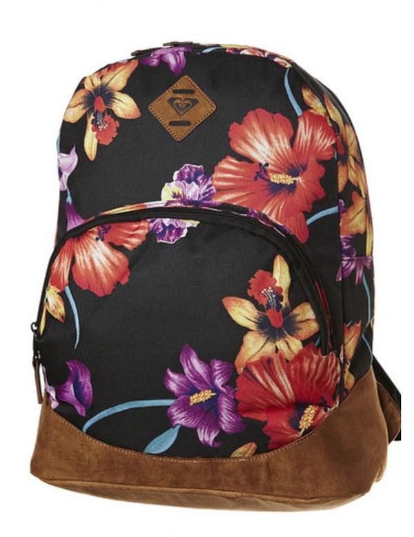 bag floral roxy