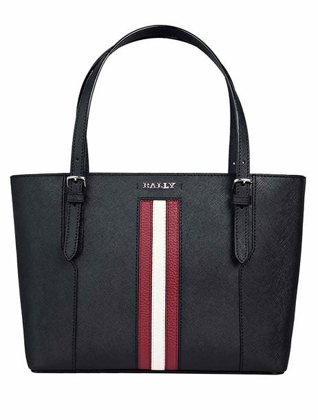 Bally black bag