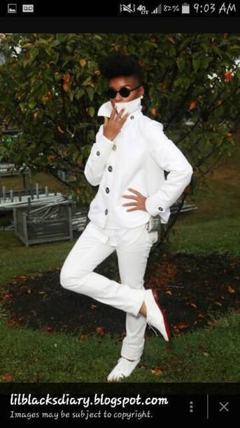 coat clothes janelle monae