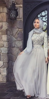 dress,grey,black,dark,colorful,flowy,bottom,sequins,chest,tight,waist,long,sleeves