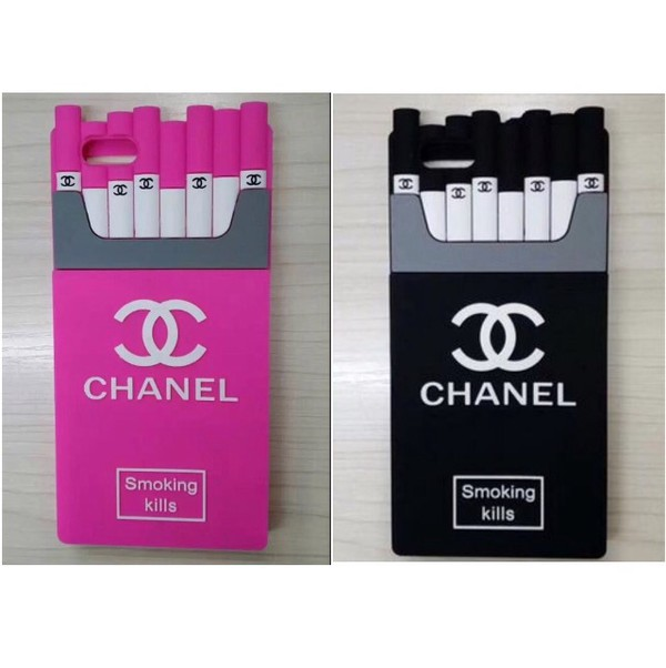 Fabuleux Chanel Cigarette iPhone Smoking Kills iPhone 5/5s 6/6 PLUS  UN84