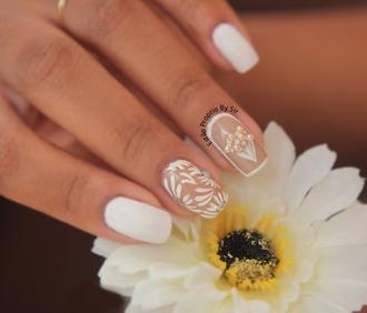 nail polish nail accessories nails nail stickers nails cheetah print nails polish income bride dresses bride dress wedding dress nail art nailart decoration decorative flowers estilopropriobysir fashion