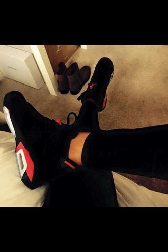 shoes black shoes jordans