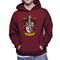 Gryffindor #1 crest unisex pullover hoodie pa crest