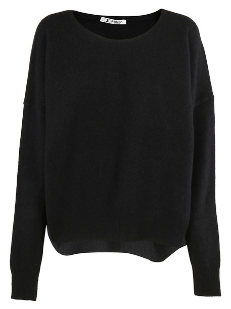 BARENA sweater black