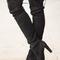 Koutney kardash gigi hadid black over knee boots | awesome world - online store