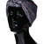 Zahara Metallic Knot Turban | Created by Fortune