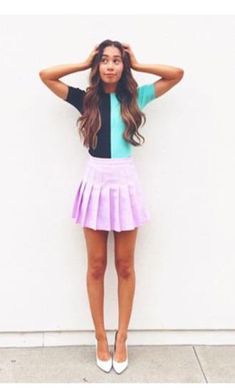 skirt mylifeaseva top