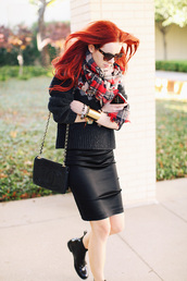 sea of shoes,skirt,shoes,sweater,scarf,jewels