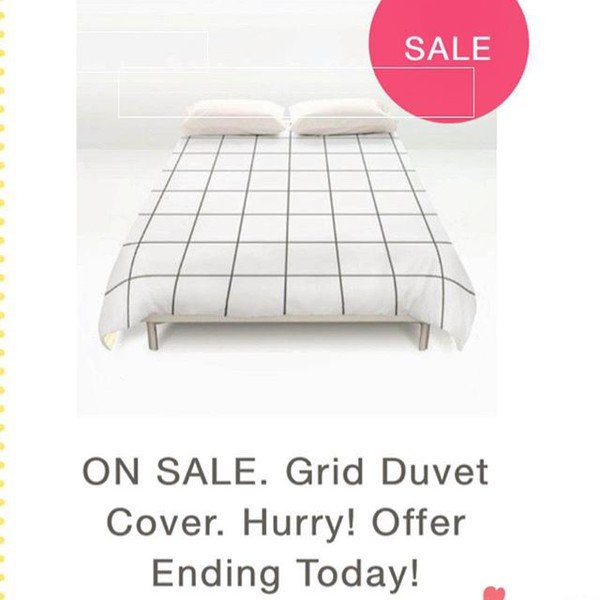 home accessory grid duvet cover famenxt famenxtshop duvets covers grid bedding interior tumblr