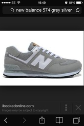 shoes,new balance,trainers,grey,white