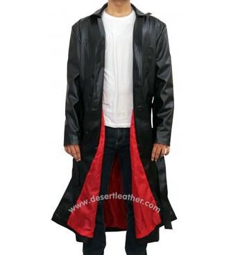 coat blade wesley snipes movie celeb fashion man fashion