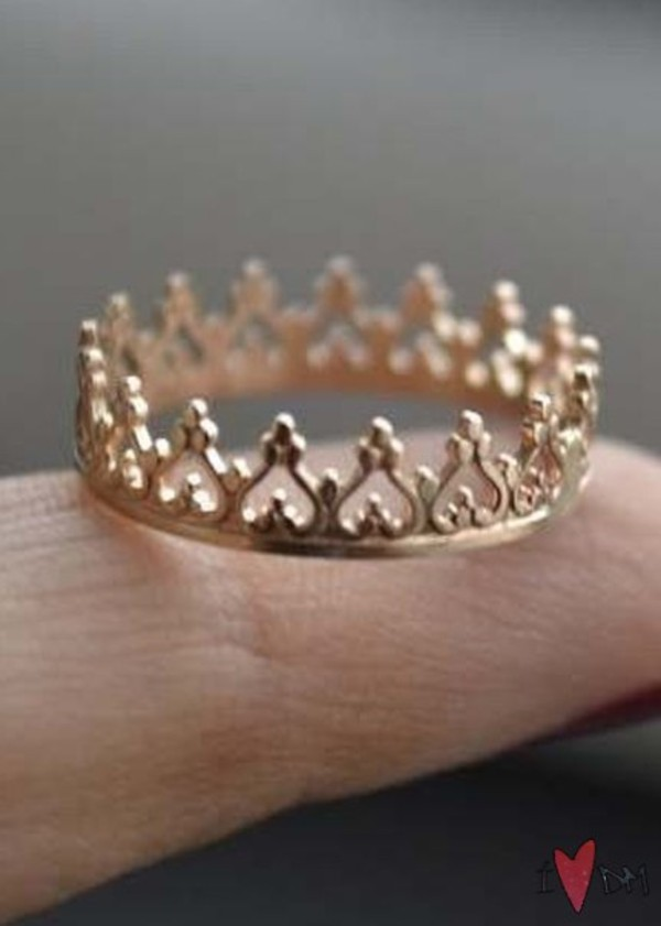 jewels ring beautiful ring gold ring cute fashion