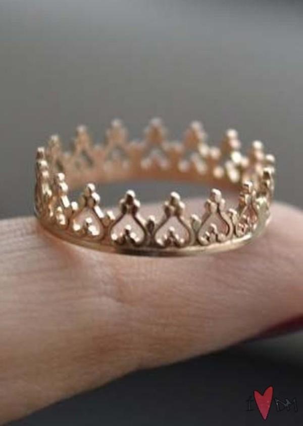 jewels ring beautiful ring gold ring cute fashion
