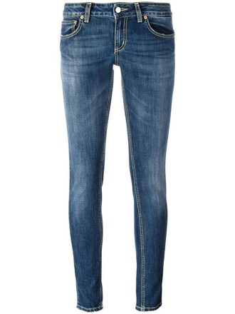 jeans skinny jeans super skinny jeans women spandex cotton blue
