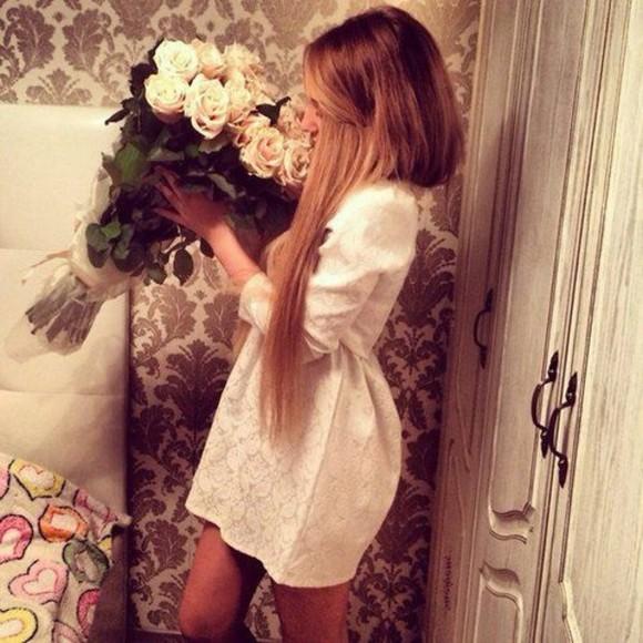 dress gold sequins white dress puffy dress want want want fashion lovely cute dress hot stylish