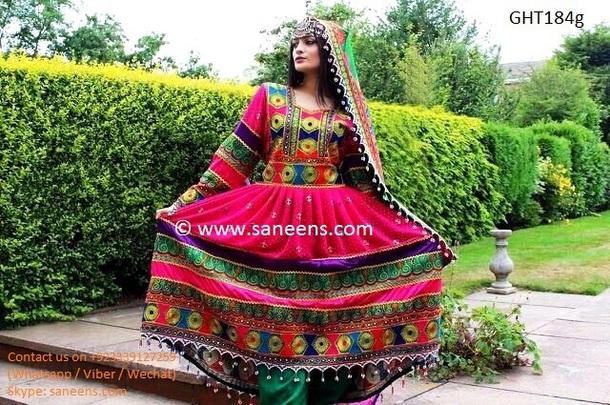 dress afghanistan fashion afghan silver afghan necklace afghan tassel necklace afghan afghandress