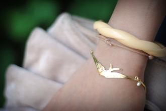 bracelets jewels birds precious leeloo