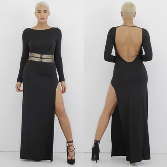 dress little black dress black black dress maxi dress