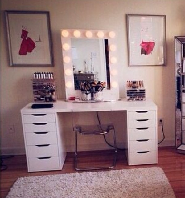 makeup table makeup table home accessory mirror makeup desk office desk