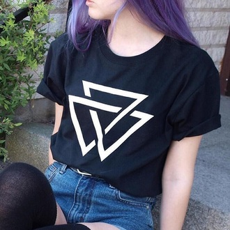 shirt black grunge punk hipster punk punk rock tumblr tumblr girl