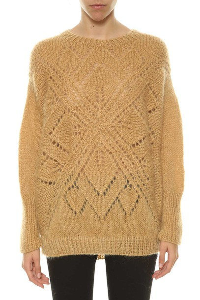 MES DEMOISELLES sweater knitted sweater