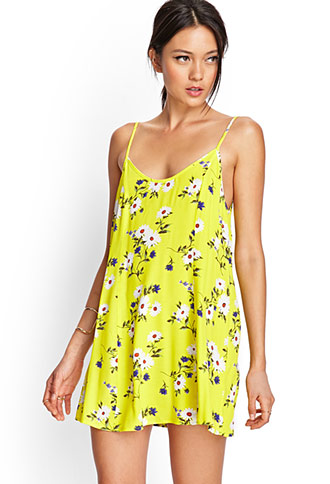 Daisy Cami Dress | FOREVER 21 - 2000124865