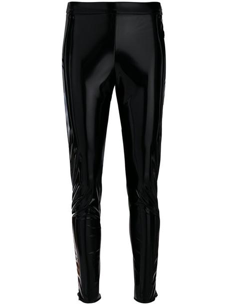 Giamba women fit black pants