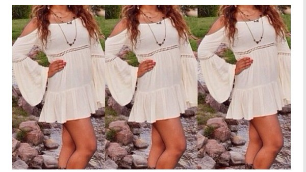 clothes dress summer outfits boho