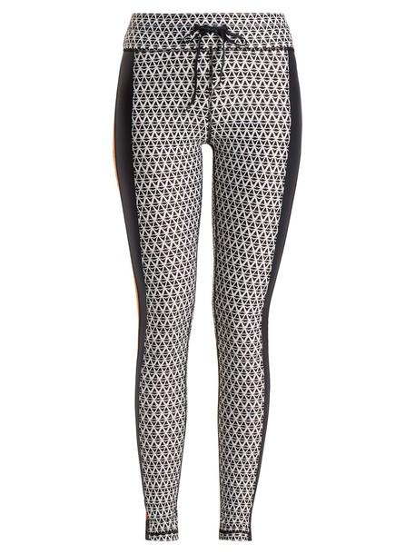 The Upside leggings print black pants